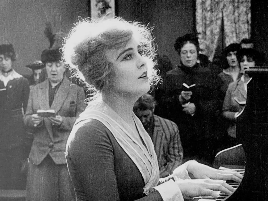 Watch Edna Purviance video