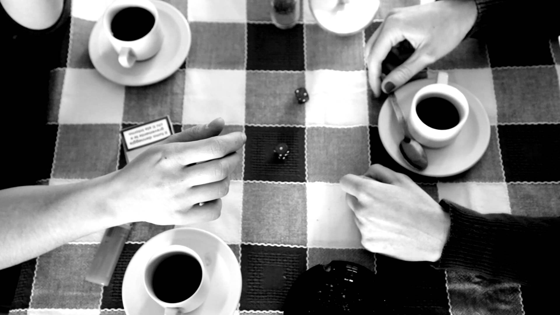 Coffee and cigarettes movie meaning