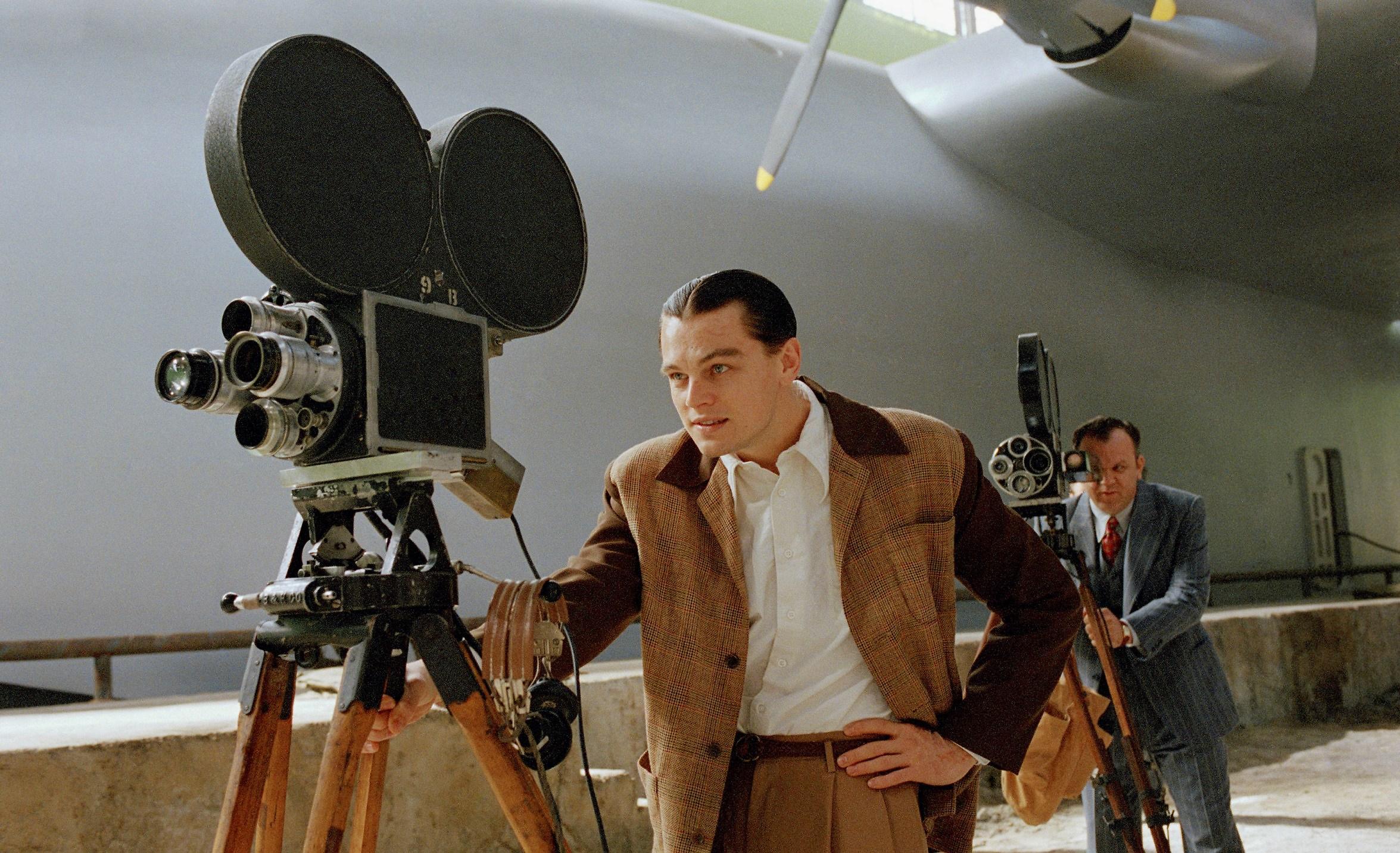 Resultado de imagem para the aviator movie