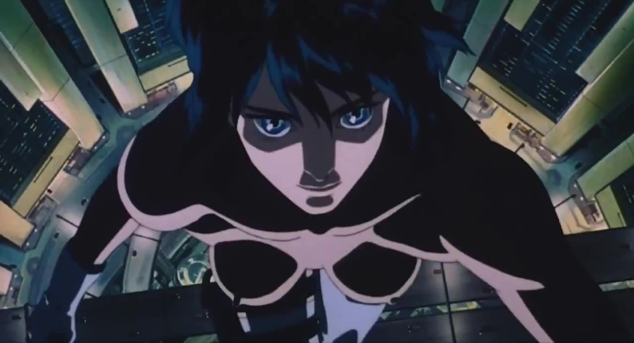 Ghost In The Shell 1995 One Vague Visages